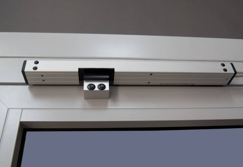 Neue Zusatzverriegelung ZVE-UNI-I/A mit vielen Funktionen