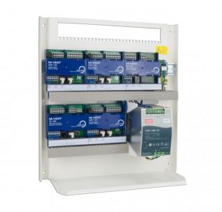 Modulare Lüftungszentrale M-VENT mit BUS-Technik