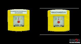 HE-087 mit Wechslerkontakt für alle Systeme - Ersatz für HE-085