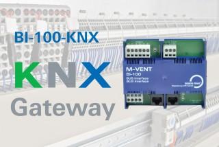 BI-100-KNX Gateway