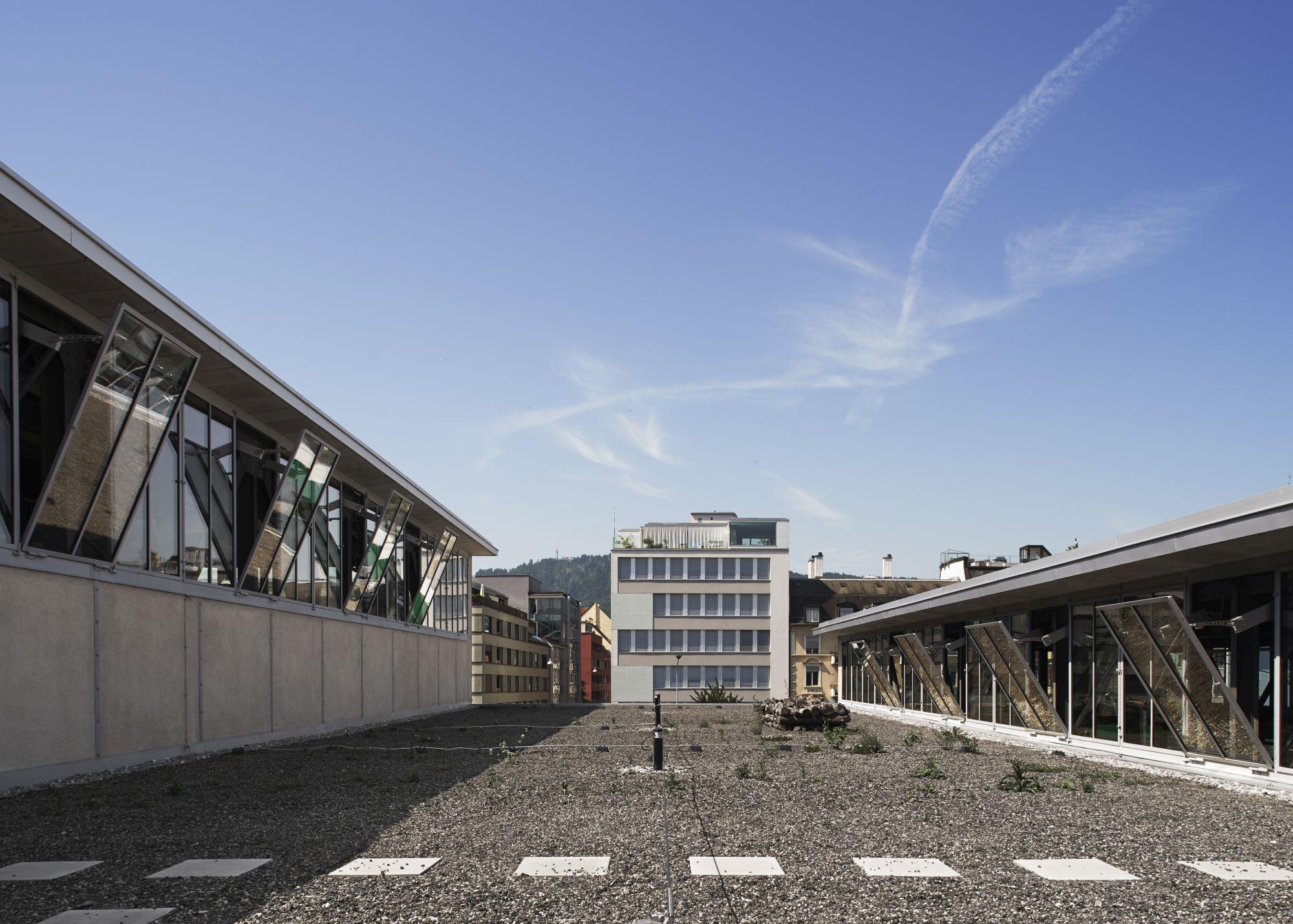 Depothalle Elisabethenstrasse