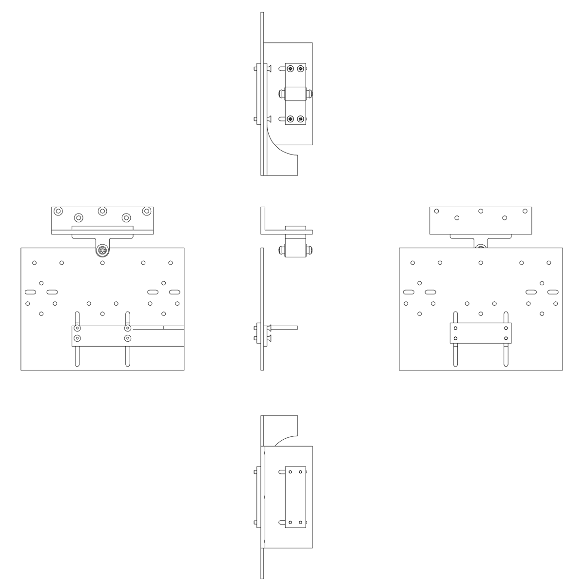 EA-KL²-L-Konsole Links