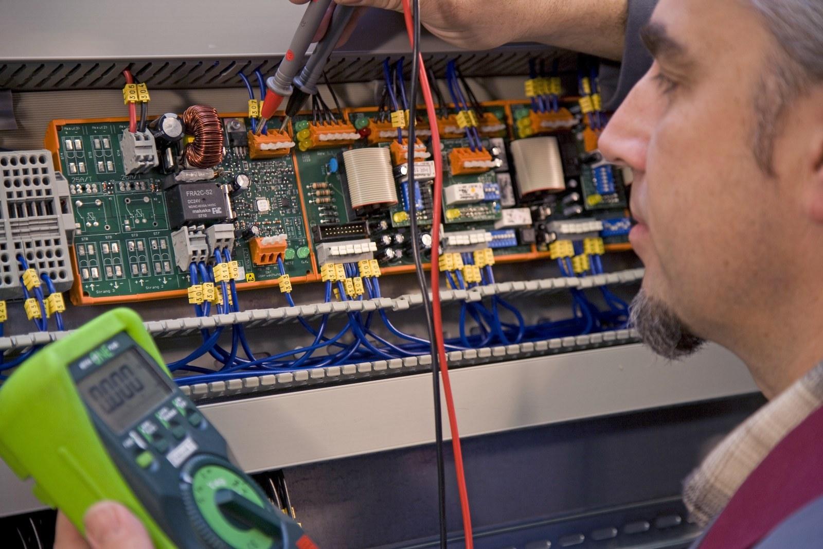 M-SHEV Modulzentrale